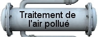 Traitement de l'air pollué